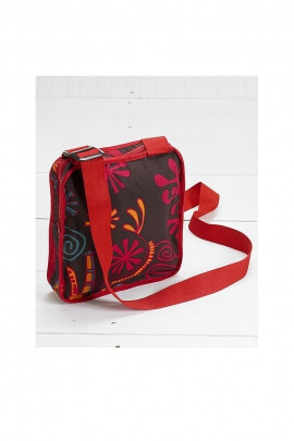 Cotton printed canvas bag Satchel Bag