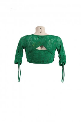 Jacket short bolero style lace devoured