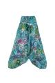 Convertible harem pants 3 in 1 printed original
