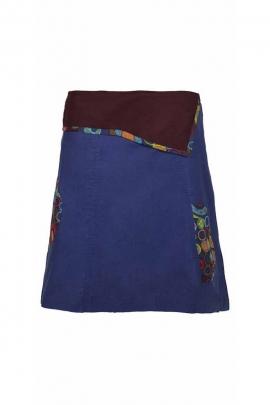 short skirt ethnic cotton