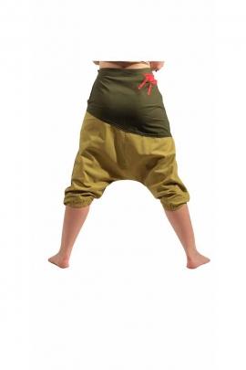 Harem pantalones étnicos originales para mujer