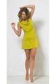 United minidress sleeveless, low waist with laces