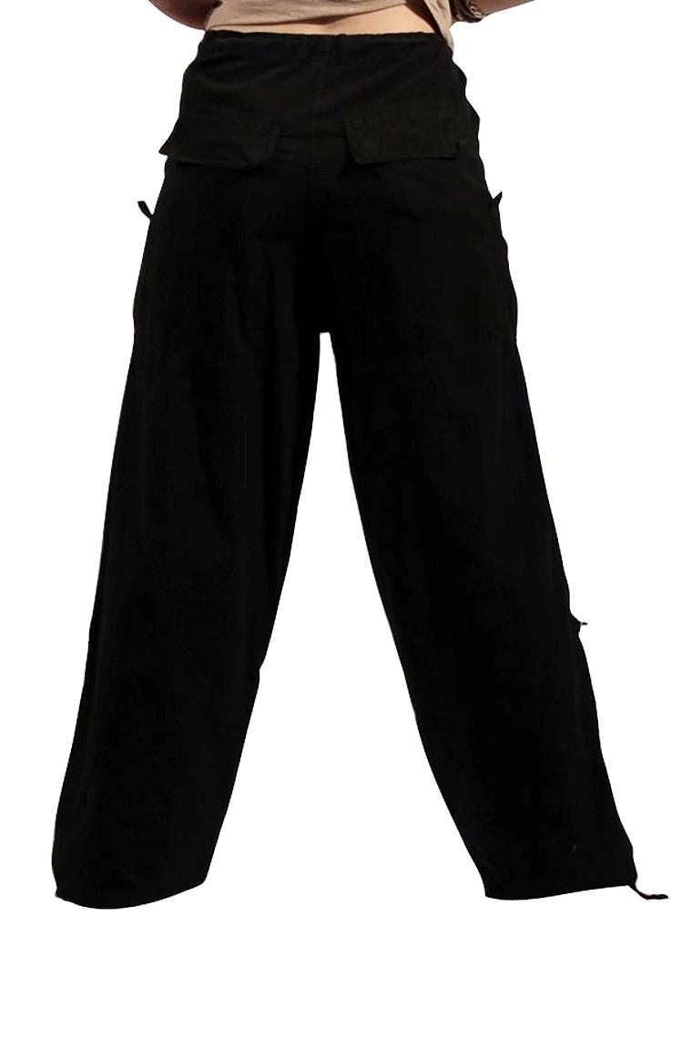 Pantalon large pour homme pantalon homme orange   So electricien evry feb2b27e4186