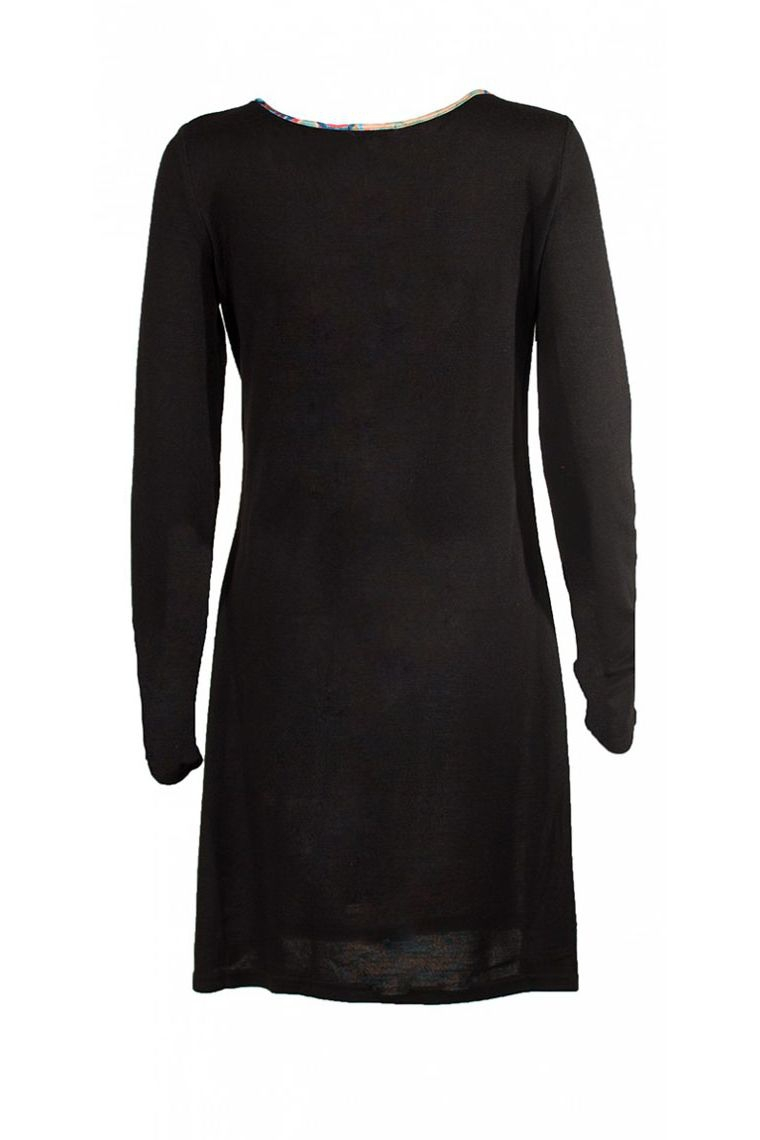 ... Original winter dress with long sleeves Japanese style atmosphere  sensation 28171e066