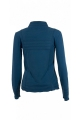 Sous-pull tee-shirt confortable, col cheminée, manches longues