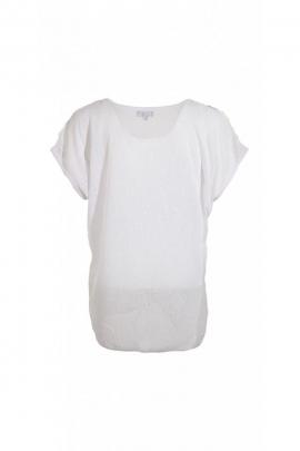 T-shirt openwork original for woman, modern and stylish