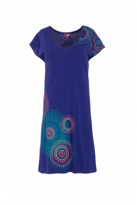 Chic gown original, patterns, and mandalas indians and rosettes