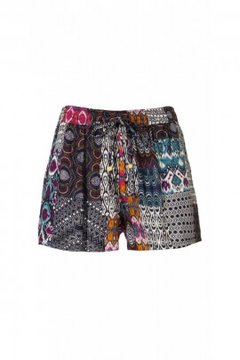 Short shorts lightweight indian ethnic grounds