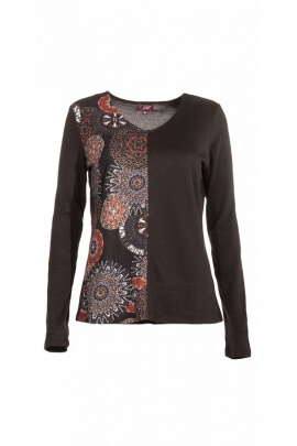 Suéter étnico final, original y colorido, estilo afro, para las mujeres