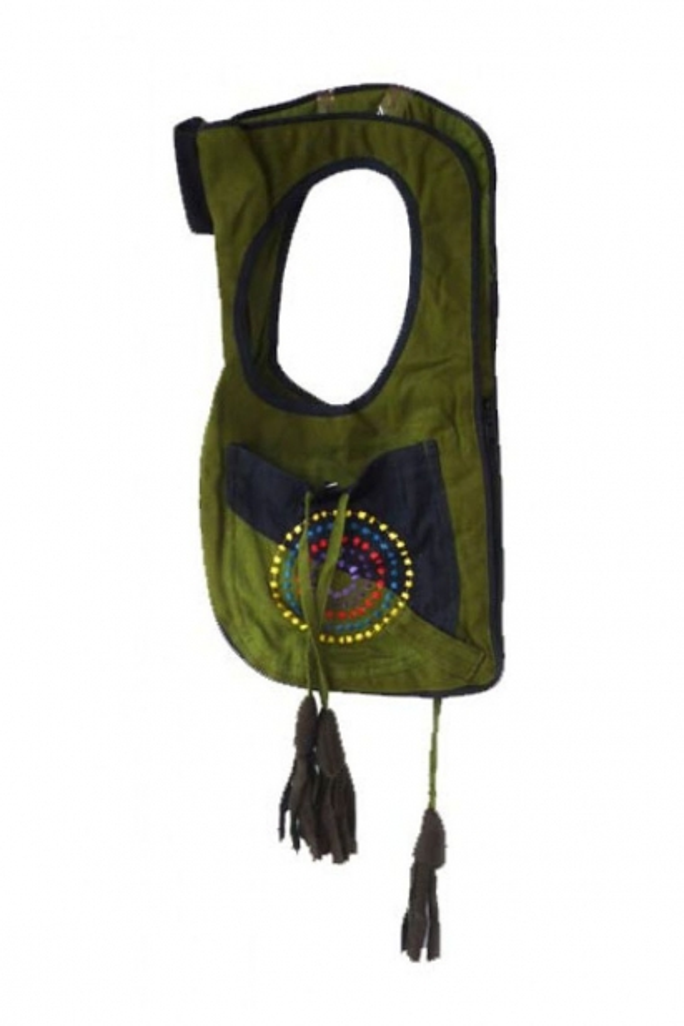 Bag vest original and casual, cotton