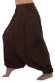 Sarouel man cotton embroidered pockets