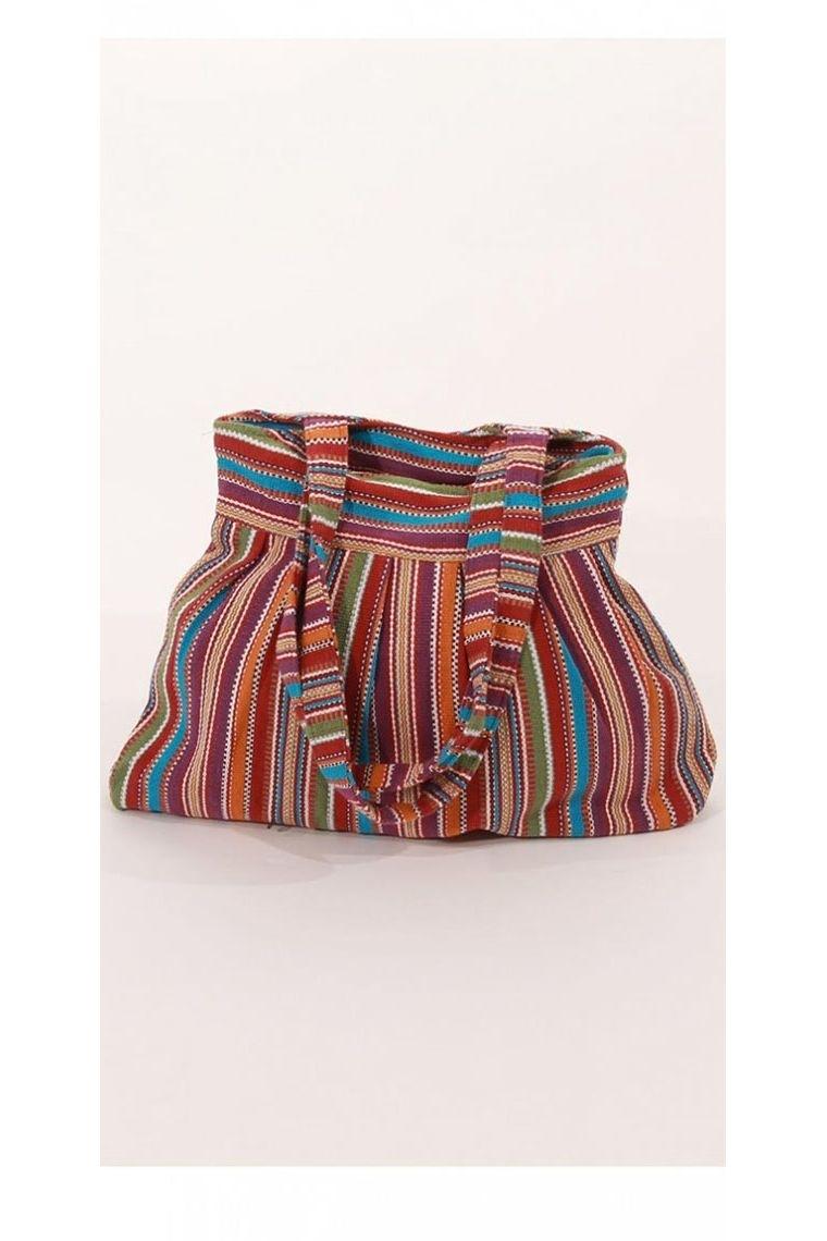 Handbag style purse original and feminine, Nepal