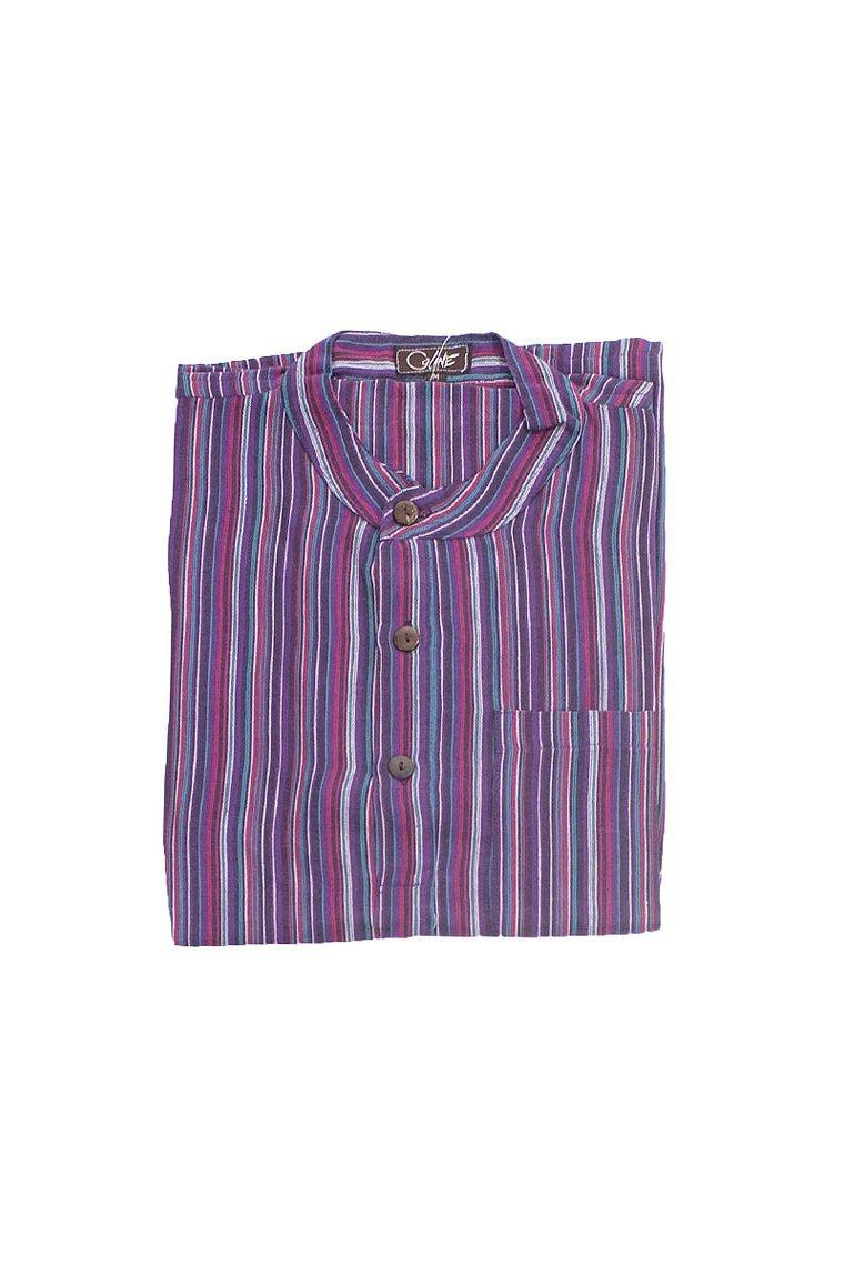 Hommes Manches Courtes Designer Cotton Kurta Casual Wear imprimé ethnique EDH Kurta 1214