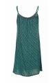 Summer dress short bohemia, viscose, printed, dakar, original and colorful