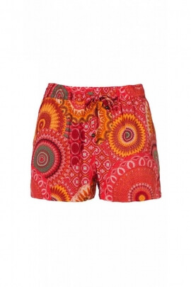 Short, casual and light, viscose, printed, Kenya original
