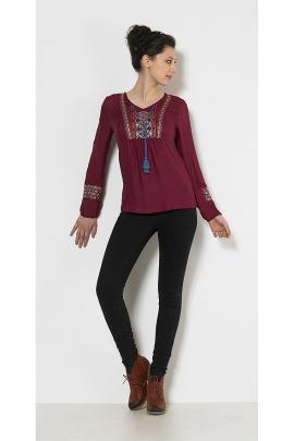 Maya style viscose blouse