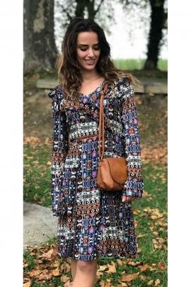 Robes Originales Ethniques Et Colorees Pour Un Style Hippie Chic Babacheap