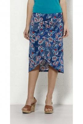 Skirt original mid-long slightly stretchy