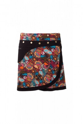 Skirt rivets original cotton and elastane