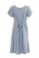 Dress original stone wash fine, rustic-short sleeve