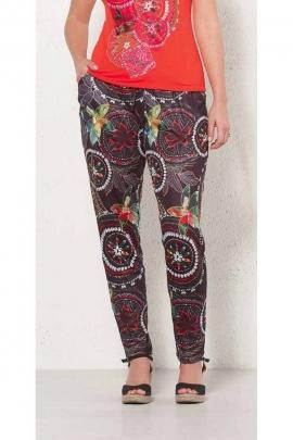 Ethnic Mandala printed bohemian pants