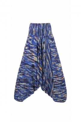Beautiful viscose harem pants 3 in 1 prints panthere