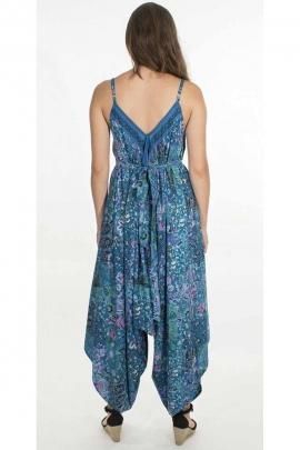 Loose combination fabrics Sari ethnic style