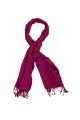 Viscose scarf fringed united Tweel