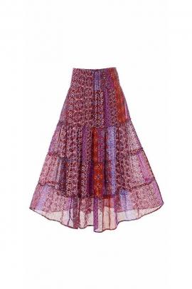 Jupe indienne longue style Bohème