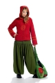 baggy cotton pants style united Aladin