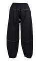 sarouel pants Cotton embroidered man pockets