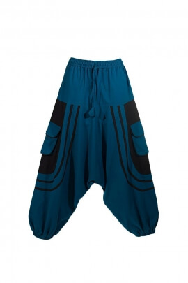 Sarouel homme poches teufeur