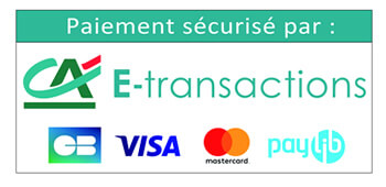 Secured payment by E-Transaction of Crédit Agricole