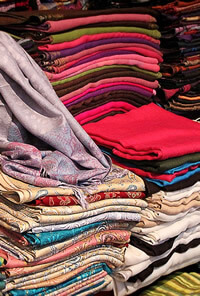 What is viscose jersey?