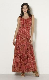 Ethnic bohemian fashion
